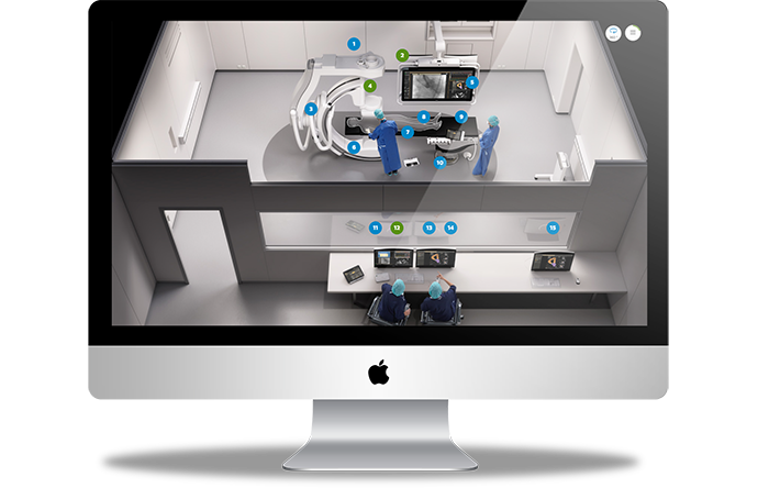 Azurion Experience Imac