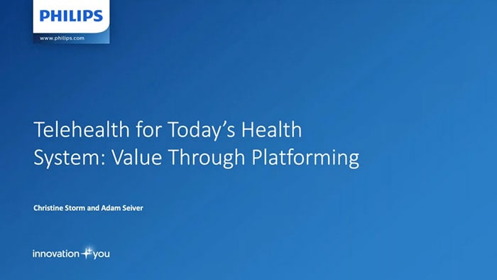 Telehealth for Today's Healthcare youtube video thumbnail