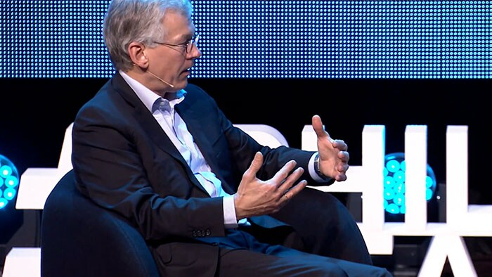 Fireside chat with Philips CEO during Global Breakthrough Day 2018