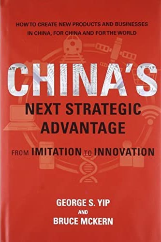 Cover of China's Next Strategic Advantage book