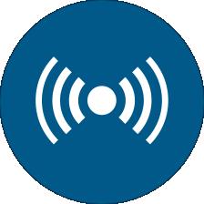 Sonická technologie, ikona