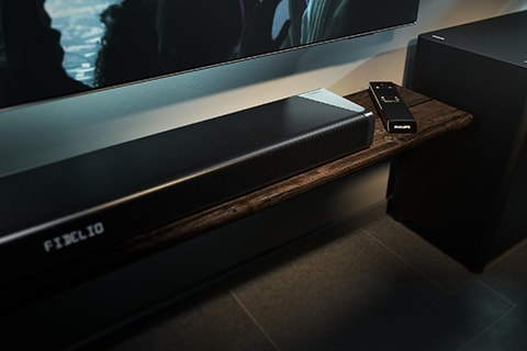 Soundbar Philips Fidelio B95