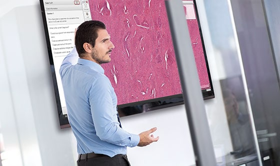 digital pathology oncology Philips IntelliSite presentation