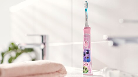 Philips kampaň Sonicare for Kids